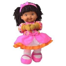 Hannah Prayer Doll, Black Hair