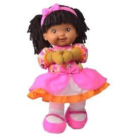 Hannah Prayer Doll, Black Hair