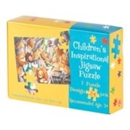 Children's Jigsaw Puzzle - Daniel in the Lions' Den