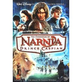 DVD - Chronicles of Narnia : Prince Caspian