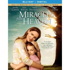 Blu-Ray - Miracles from Heaven