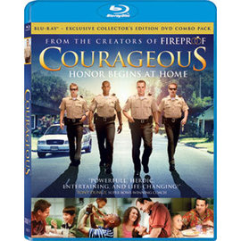 DVD/Blu-Ray - Courageous