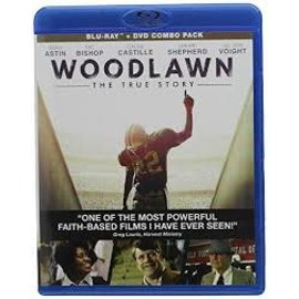 DVD/Blu-Ray - Woodlawn