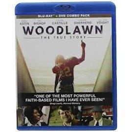 DVD/Blu-Ray - Woodlawn