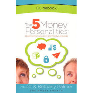 DVD - 5 Money Personalities, Study with 2 Guidebooks