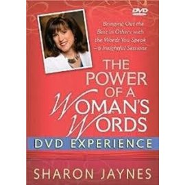 DVD - The Power of a Woman's Words
