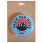Cup Holder Coaster - Faith Can Move Mountains
