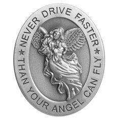 Visor Clip - Never Drive Faster