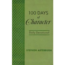 100 Days Of Character (Stephen Arterburn), Imitation Leather