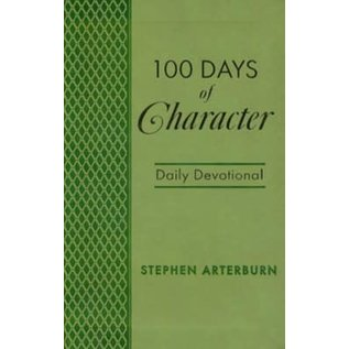 100 Days Of Character, Daily Devotional (Stephen Arterburn), Imitation Leather