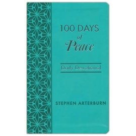 100 Days Of Peace, Daily Devotional (Stephen Arterburn), Imitation Leather
