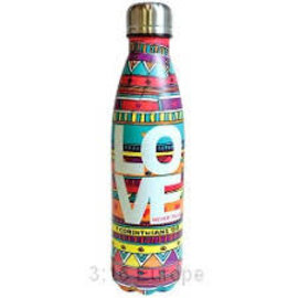 Stainless Steel Water Bottle - Love Never Fails
