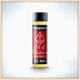 Anointing Oil - Pomegranate, 1/4 oz