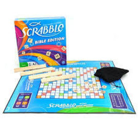 Game - Scrabble Bible Edition