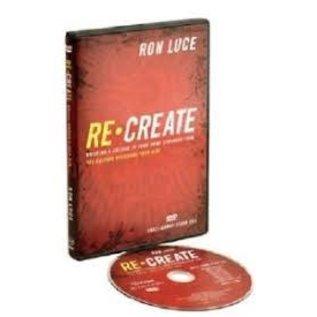 CLEARANCE DVD - Re-Create
