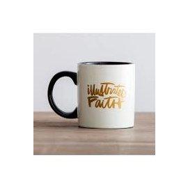 CLEARANCE Mug - Illustrated Faith