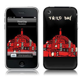 CLEARANCE Music Skin - iPhone, Third Day