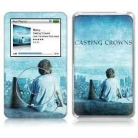 CLEARANCE Music Skin - iPod Classic, Casting Crowns