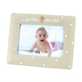Photo Frame - God Bless this Child