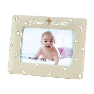 Photo Frame - God Bless this Child