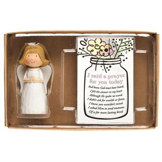 Angel Gift Set - I Said a Prayer