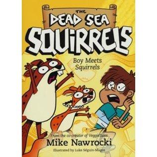 Dead Sea Squirrels #2: Boy Meets Squirrels (Mike Nawrocki), Paperback