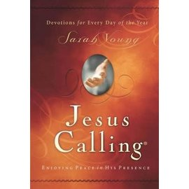 Jesus Calling: Enjoying Peace in His Presence (Sarah Young), Hardcover