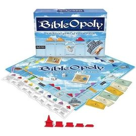 Game - BibleOpoly