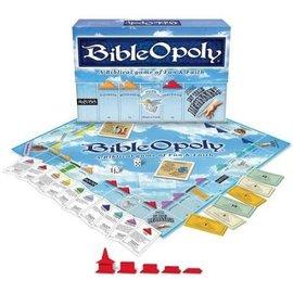 Game - BibleOpoly