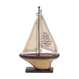 Sailboat - Through the Waters