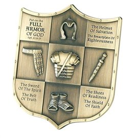 Tabletop Plaque - Armor of God