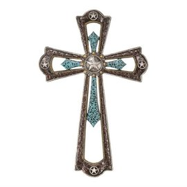 Wall Cross - Western