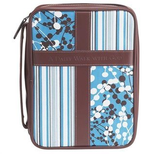 Bible Cover - Daily Walk, Large