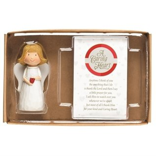 Angel Gift Set - A Caring Heart