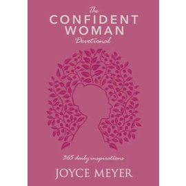 The Confident Woman Devotional (Joyce Meyer), Bonded Leather