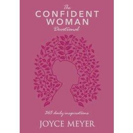 The Confident Woman Devotional (Joyce Meyer), Bonded Leather