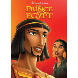 DVD - The Prince of Egypt