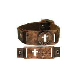 Bracelet - Faith Gear, In God I Trust