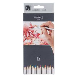 Colored Pencils - Veritas, 12 Count