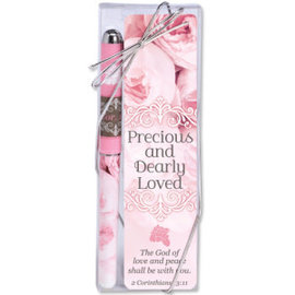 Pen - Precious and Dearly Loved