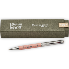 Pen - Woman of God w/Gift Box