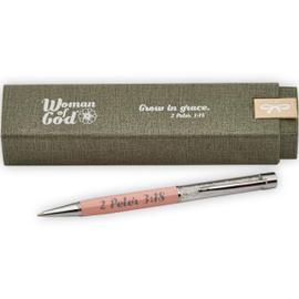 Pen - Woman of God w/Gift Box