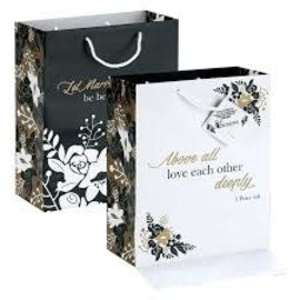 Gift Bag - Above All, Medium