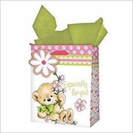 Gift Bag - Bear, Medium