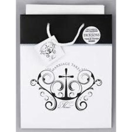 Gift Bag - Marriage Takes Three, Medium