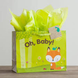 Gift Bag - Oh Baby, Large
