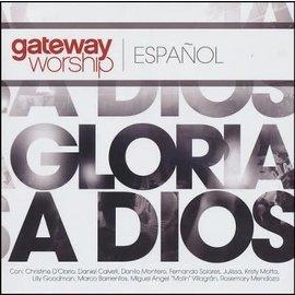 CD - Gloria a Dios (Glory to God, Spanish)