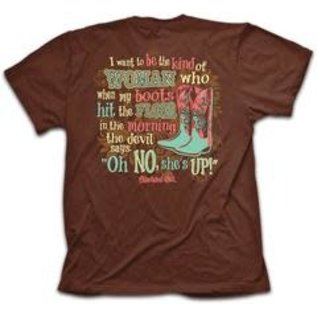 T-shirt - CG Oh No, Boot