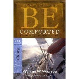 BE Comforted: Isaiah (Warren Wiersbe), Paperback