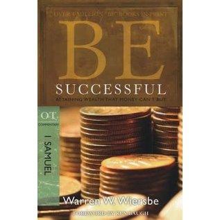 BE Successful: 1 Samuel (Warren Wiersbe), Paperback